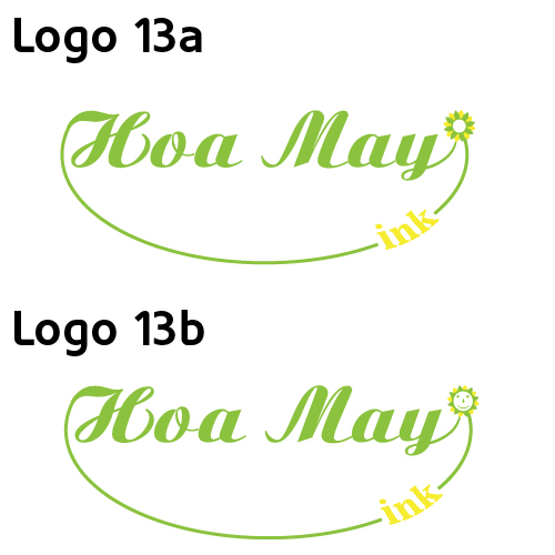 logo hoa co may